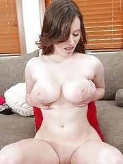 Huge Boobs Cumshots