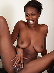 Young Black Pussy