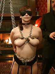 The Upper Floor slaves pitted against each other in a game of rules and punishment