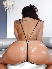Big Latina Ass