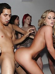 Huge Ass Group Sex