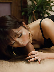 Japanese masseuse captured and fucked in bondage!