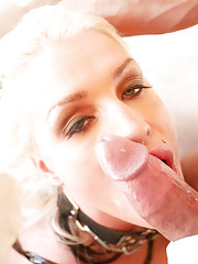 Juicy MILF getting roped and fucked in every love hole