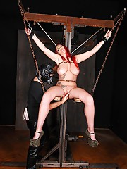 Huge Tits in BDSM