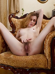 Fani loves playing with her pussy when she