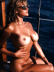 Jacqueline Sheen - Jackson to her friends - is about to go water-skiing, barefoot, on the crystal-blue inlet that is her backyard, a finger of water off Clearwater Harbor on the Gulf Coast of Florida. Jackson learned�