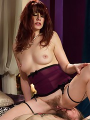 Fan of Maitresse Madeline gets a once in a lifetime chance and has his prostate milked by her.