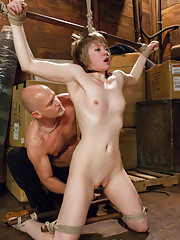 Taboo Fantasy with innocent girl and mature dominant man.