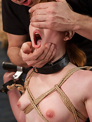 When Claire Robbins wakes up on her third day of slave training in the basement, she realizes she is not on an ordinary porn set anymore.