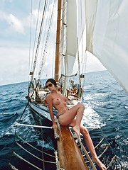 Thrills and romance in the leewards and windwards.�
