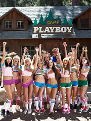 Welcome to the summer camp of your dreams�a sylvan playground where athletic females wear little more than tanning oil and the only thing hotter than the days are the nights. We bring your fantasy to life.�