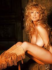 When Kathy Shower appeared as our May 1985 Playmate, we beamed with pride. The talented actress had already appeared on Broadway and prime-time TV, and Hollywood beckoned. �I have a great career, thanks in large part�