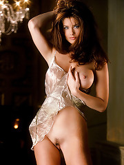 Gorgeous and curvaceous Carrie Stevens may be one of Playboy