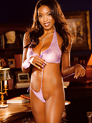 Playmate Exclusive September 2007 - Patrice Hollis�