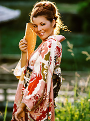 Lieko English, a 23-year-old native of Okinawa, is an engaging embodiment of friendly East-West relations: Her parentage is Japanese and American, and her unique beauty was formally recognized when, at 18, she won th�