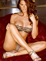 Playmate Exclusive January 2010 - Jaime Faith Edmondson�