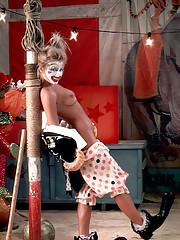 As a little girl in Chicago, she fell for a bozo - the original Bozo, who camped it up on local TV as the star of the now-legendary Bozo