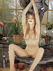 Playmate of the Month September 2000 - Kerissa Fare�
