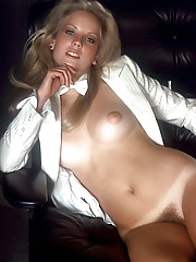 Those of you with eagle eyes and elephant memories will recognize Pamela Jean Bryant as one of the coeds featured in our September 1977 pictorial Girls of the Big Ten. She almost didn