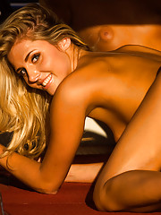Playmate Exclusive July and August 2009 - Kristina and Karissa Shannon…