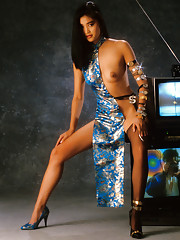 Meet the babes from the steamy TV series Women: Stories of Passion, in which women call the shots. From December 1996…