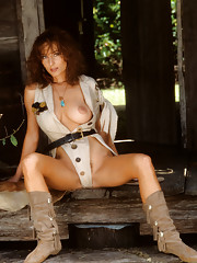 Our down-under wonder is back for another round. Since Shannon Long�s October 1988 Playmate of the Month appearance, back when America was infected with Crocodile Dundee fever, the Queensland native went on her own b�