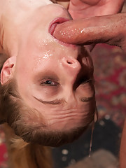 When anal slut Penny Pax endures four days of slave training, her ass is stretched, used and abused in the Armory