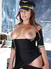 Huge Tits Uniform
