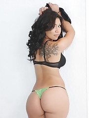 Big Booty Tattoos