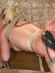 Allie is the daughter of a farmer in a rural town. She left the country side to explore her sexual fantasies in the most extreme way possible - porn.