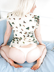 Huge Ass Blonde