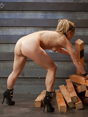 When beautiful Bailey Blue fails to perform well on the Upper Floor, she is sent to the basement to learn the Fuck Better