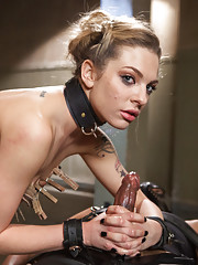 When Slut Girl Bailey Blue is trained to fuck better, she learns there is more to servicing cock than just fucking and sucking it.