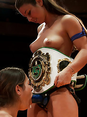 All eyes are on these girls as they battle for the belts and it may just be too much for some girls to handle.
