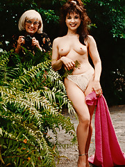 Our memorable Bunny Playmate is still the pride of New Jersey. When Helena first made our acquaintance she had just lost out on a wig modeling gig. She wandered into the New York Playboy Club and asked about a job. T�