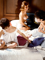 In February 1963 we noted that no picture story provided a bigger kick (for our readers and ourself) than the Playmate Holiday House Party in our Eighth Anniversary issue. Following a full dozen of Playboy
