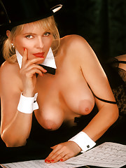 Once again, it�s Müller time. As a top European model turned Playmate, Lillian so wowed our readers that she went on to become Playmate of the Year�and one of the most popular PMOYs at that. �Playboy totally changed�