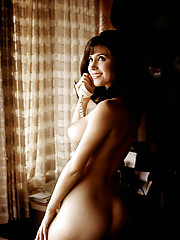 MADEMOISELLE FROM AVIGNON  ay Playmate Maria Mcbane is half irish, half french and all girl     Francophiles will be pleasantly surprised to learn that despite the unmistakably Celtic ring to her name, May Playmate M�