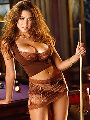 Playmate of the Month March 2001 - Miriam Gonzalez�