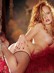 Playmate of the Month April 2002 - Heather Carolin…