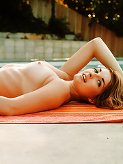 NATURAL WONDER  October Playmate Allison Parks is a high-flying fan of the active outdoor life     In view of our Government