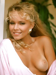 """In 1983, Katherine attended The Great 30th Anniversary Playmate search when it stopped in Sacramento, California. """"After hearing about the search on the news, my first reaction was,"