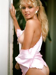 """""""In 1983, Katherine attended The Great 30th Anniversary Playmate search when it stopped in Sacramento, California. """"""""After hearing about the search on the news, my first reaction was,"""
