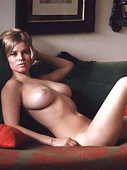 """""""I get stale if I stay too long in one place,"""" says Playmate Barbara Hillary. """"In fact, it really doesn"