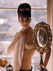 DUTCH TREAT   lovely, talented Miss September adds a touch of Holland to Hollywood     Though Astrid Schulz, our saucy September Playmate, has been in America only one year, she