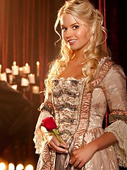 """For Anna Sophia Berglund it seemed like any other day at the Mansion. As Crystal Harris"