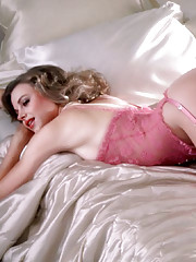 Playmate of the Month January 1985 - Joan Bennett�