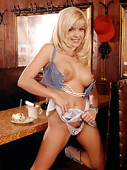 Playmate of the Month August 1998 - Angela Little…