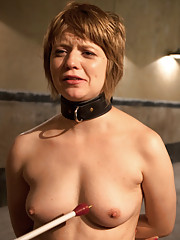 When Alani Pi wants t face her fears, she comes to Training of O for four days of slave training on the basement