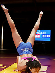 This is the ultimate Surrender challenge. Wenona does as many sets she can within a 8 minute time frame.